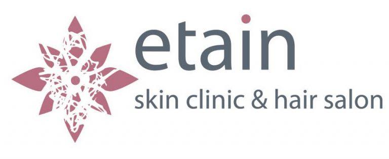 Etain Skin Hair and Beauty Logo