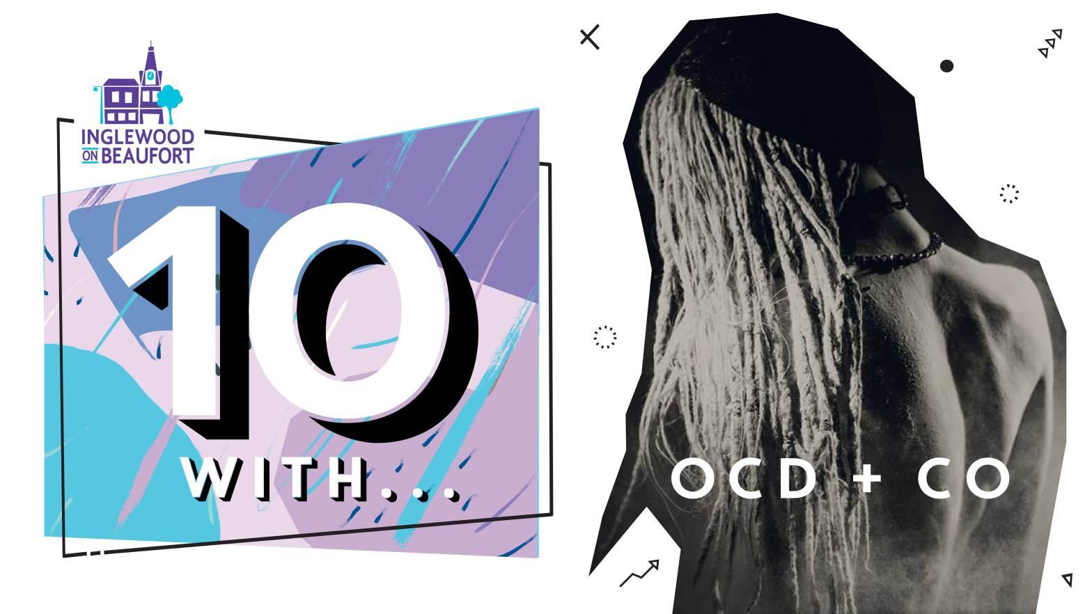 Inglewood On Beaufort and OCD+Co dreadlock hairdresser
